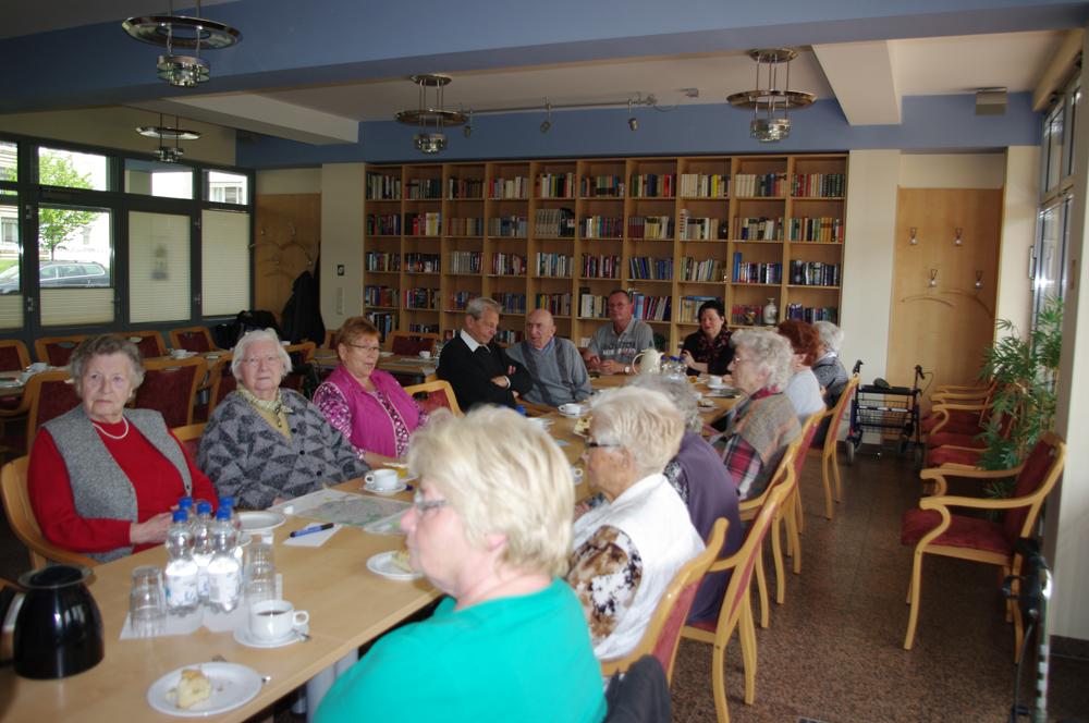 Senioren in Bergen Süd
